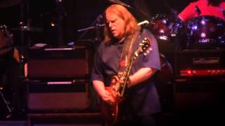 "Allman Brothers Band ripping up the classic ""You Don't Love Me""..De..."