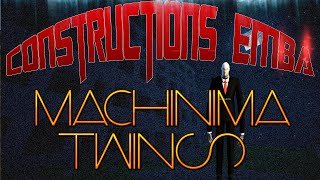 (Machinima TWINS) СТРОЙКА ЭМБА/CONSTRUCTIONS EMBA