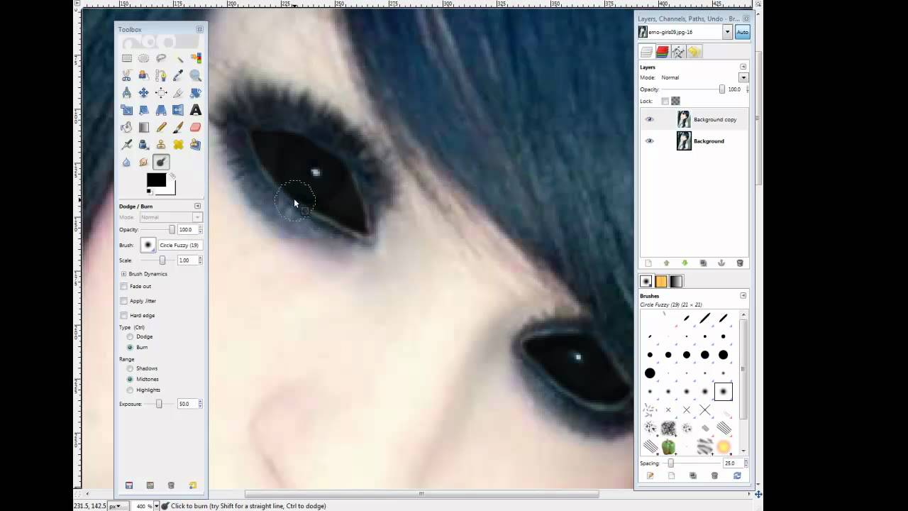 Demon Eyes Edit Youtube