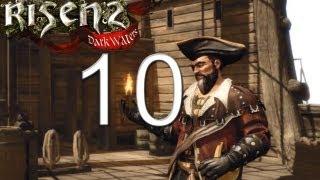 Let's Play Risen 2 #10 - Taschendiebstahl auf Takarigua DE|HD|BLIND