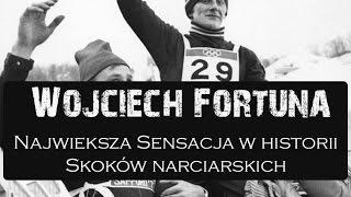 Największa sensacja w historii skoków narciarskich? Wojciech Fortuna