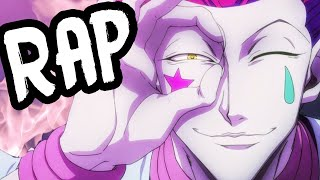 """HISOKA RAP   """"Ace""""   RUSTAGE ft Shwabadi [Hunter x Hunter]"""