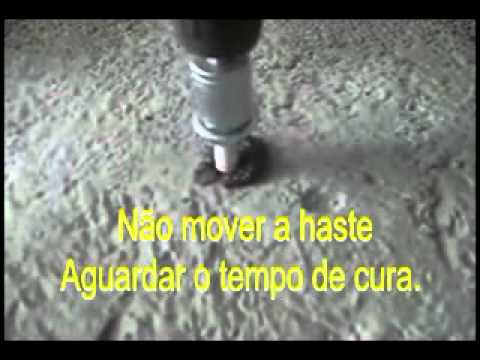 Instala 231 227 O Chumbador Qu 237 Mico Rock Bolt Youtube