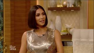 Kim Kardashian Loves Having Four Kids