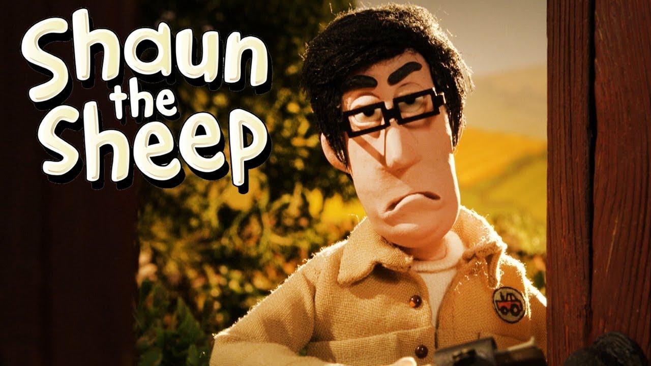 Phoney Farmer - Shaun the Sheep