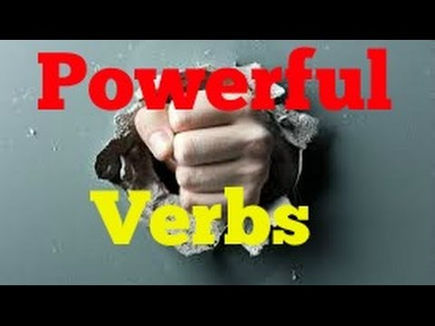 Use Powerful Verbs to get Grade 9 in Your Narrative and Story Writing in AQA Paper 1, Question 5