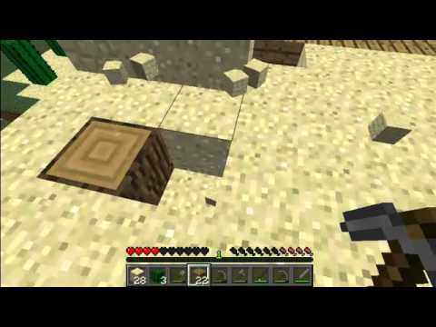 Minecraft: Desert Oasis Survival - Part 2...