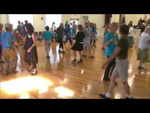 Mile of Smiles - English Country Dance