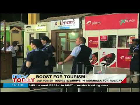 Tourism in Mombasa gets a boost