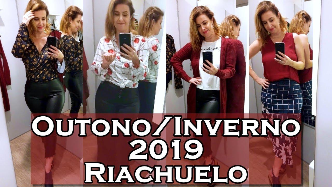 a49d5134d7e37b OUTONO INVERNO 2019 | RIACHUELO | LOOKS DE PROVADOR - YouTube