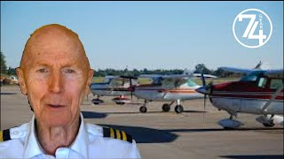 Career Change to Aviation - Are you too old to become a pilot?