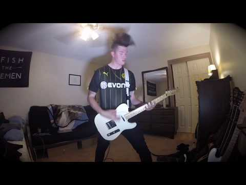Stitches - State Champs (Guitar Cover) - Punk Goes Pop