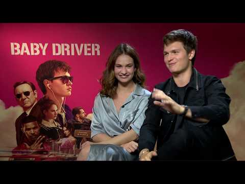 Ansel Elgort and the cast of Baby Driver sing their favourite tracks