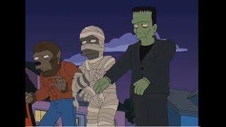 The Simpsons - Zombie Alive!
