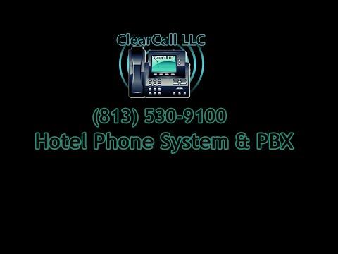 Hotel Phone System | Hotel PBX | Hotel PBX Systems