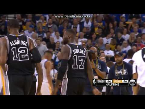 Jonathon Simmons 3 point buzzer beater vs GSW