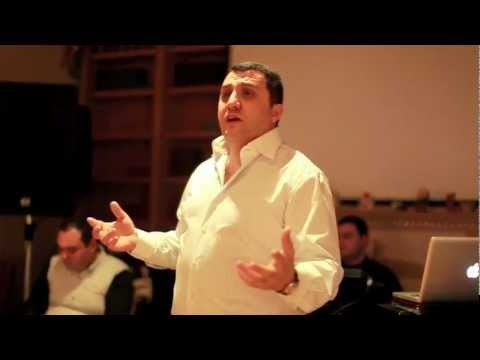 Аршак Бернецян - Qani Vur Jani Exclusiv Video Without MIcrofone.