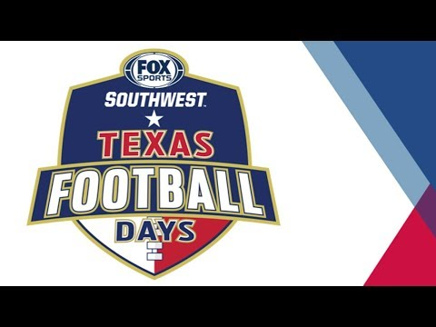 FOX Sports Southwest FOOTBALL DAY IN TEXAS   SIZZLE REEL