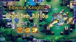 Lần đầu chơi tank Edwina Knight/BangBang Kul/VN.Games