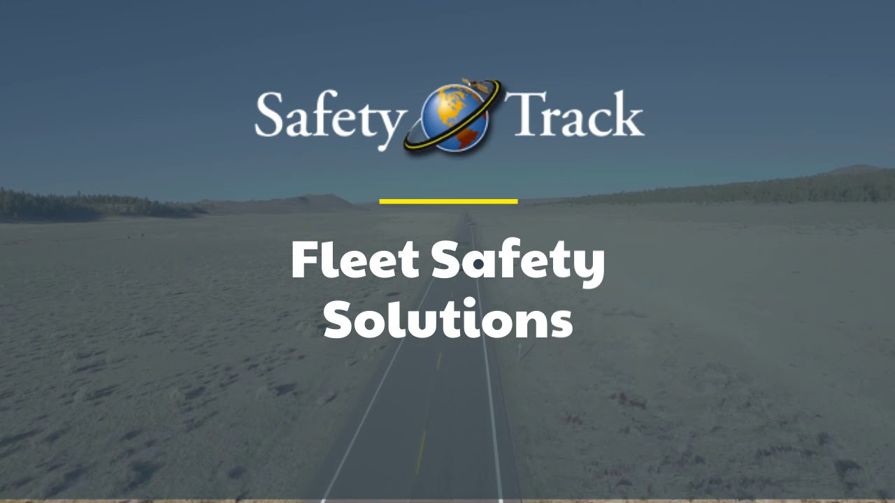Fleet Camera and GPS Tacking Solutions | Safety Track