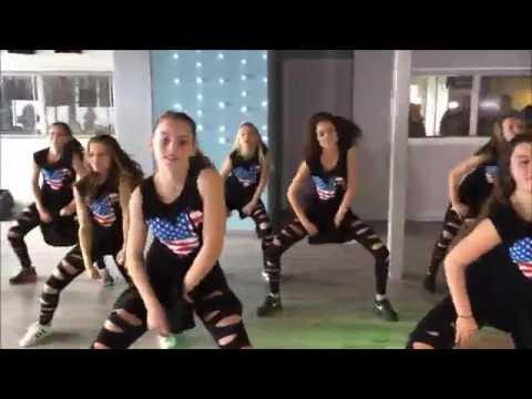 24K Magic SASKIA's Dance Studio(KIDZ BOP dub)