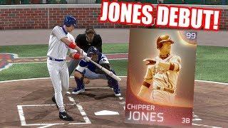 Actually Got 99 Immortal Chipper Jones! Clutch in Debut?!?