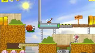 Улитка Боб: прохождение онлайн игры
