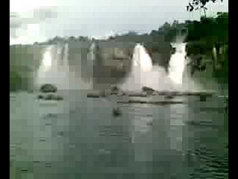 the discovery of athirapilly waterfalls, chalakudy, kerala