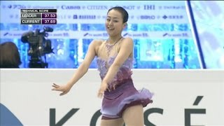 Mao Asada - Short program - 2013 Grand Prix of Figure Skating Final Fukuoka - Real HD video