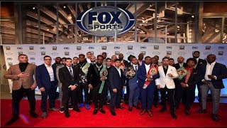 AL HAYMON & PBC ANNOUNCE BOXING DATES FOR 2019 ON FOX SPORTS & FS1!!
