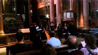 """""""A Ceremony of Carols,"""" op. 28 - Benjamin Britten - 11. Adam Lay I Bounden"""