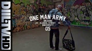 BBoy Dep One - One Man Army Collection VOL. 1