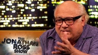 Danny DeVito Reveals All On His Partying Days With Michael Douglas | The Jonathan Ross Show