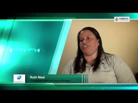 Call Centre Director of Transparent BPO,  Ruth Neal