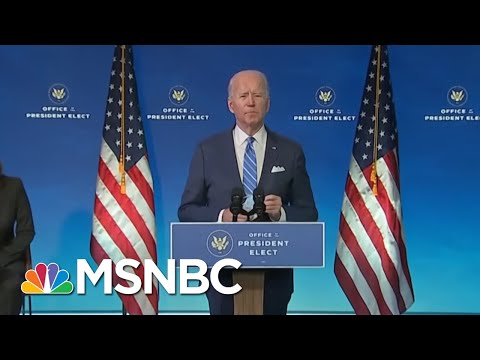 Dr. Vin Gupta Calls Biden's Covid-19 Relief Plan 'The Type Of Think Big, Disaster Mindset' We Need