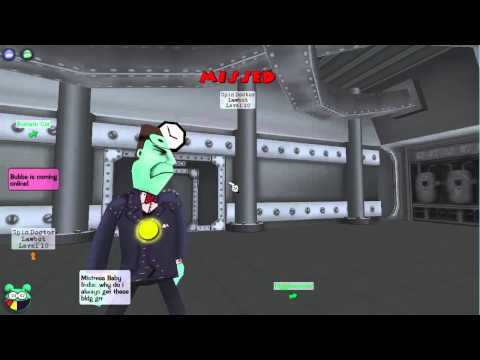 Toontown Infinite Beta Gameplay- The Biggest Fail Of A Bldg You Will Ever See