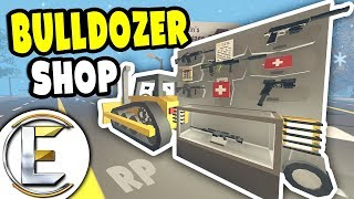 Bulldozer Shop | Unturned Mobile Gun Shop RP - Only sell the best items here (Roleplay)