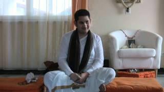 """Morning Lecture by Acharya Sri Pundrik Goswami  """"Ananda"""""""