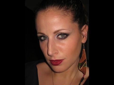 Makeup Tutorial Trucco sexy eyes e 3 lips
