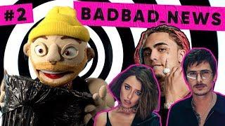 Оскар 2019, шоу Lil Pump, новый клип Пошлой Молли и Капитан Марвел | BadBad News