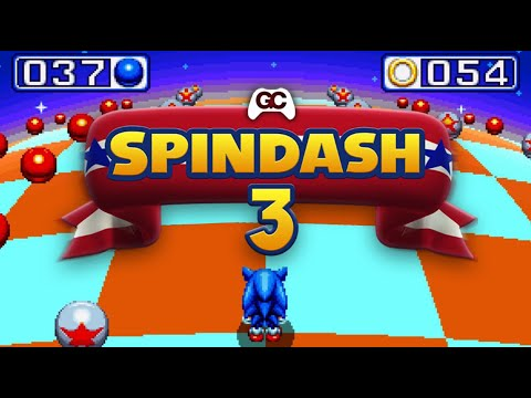 Special Stage (Sonic 3) ~ Player2 Big Room Remix ~ Spindash 3