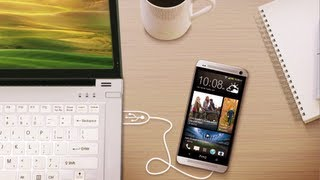 HTC One (M7) - Move iPhone stuff to your phone with HTC Sync Manager