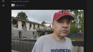 Police Blew Up This Mans House, Pay Him Nothing
