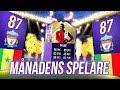 MÅNADENS SPELARE MANÉ + INFORM I PACK! 😍 | Fifa 18 på svenska!