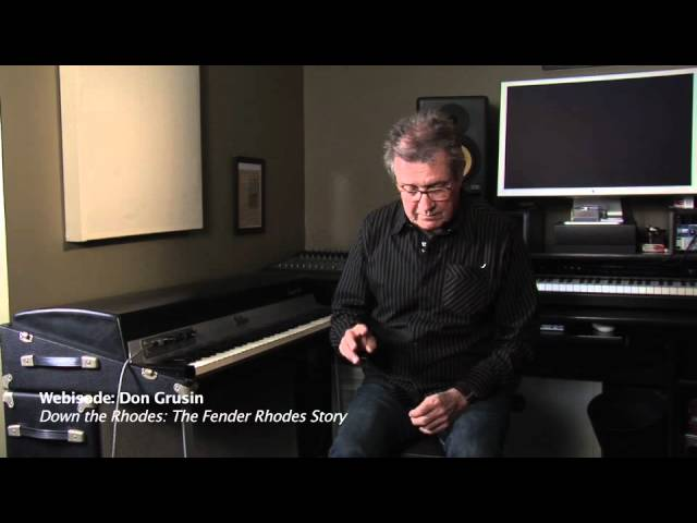 Down the Rhodes Webisode: Don Grusin