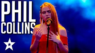 Singer Covers Phil Collins - Against All Odds on Got Talent Uruguay 2021 | Got Talent Global