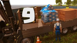 Construction Simulator 2015 - Gameplay - Part 9 - The Hotel