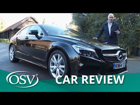 Mercedes CLS Class   Review