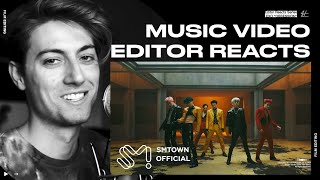 Video Editor Reacts to EXO 엑소 'Obsession' MV