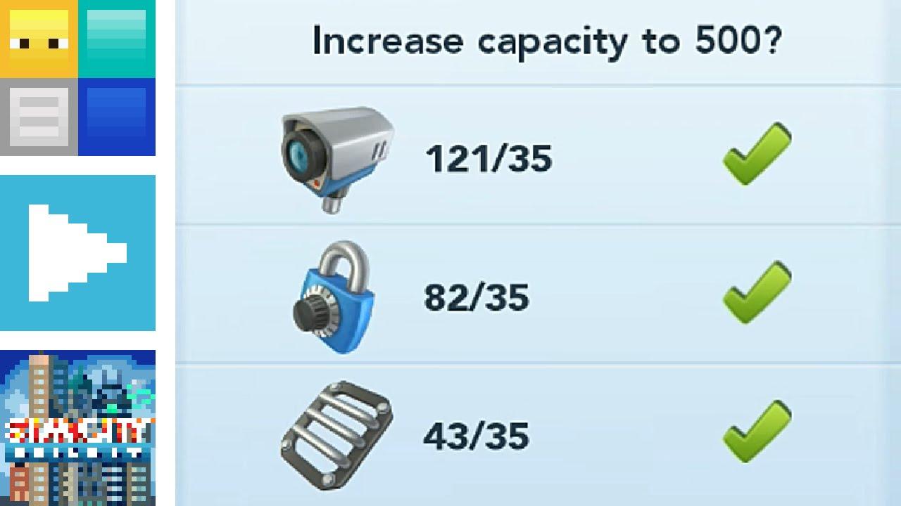 SimCity BuildIt - 500 City Storage | Blocks Plays BuildIt E44 | AYB150